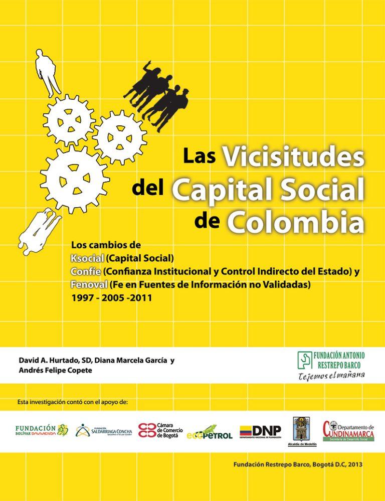LAS VICISITUDES DEL CAPITAL SOCIAL DE COLOMBIA – 2011